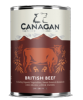 Canagan British Beef Dog Can 400gx6