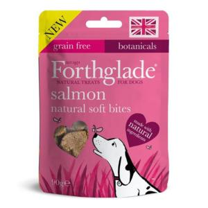 Forthglade Soft Bite Treats Salmon 90g