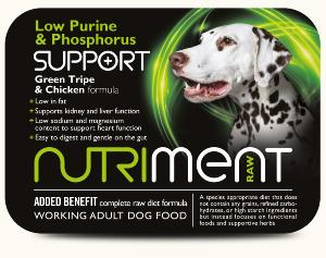 Nutriment Support Low Purine & Phosphorus Formula 500g