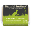 Natural Instinct Cat Lamb & Chicken 500gx2