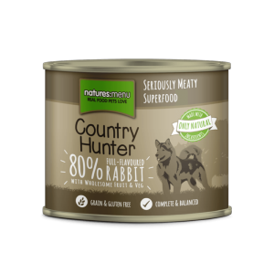 Country Hunter Can Rabbit 600g