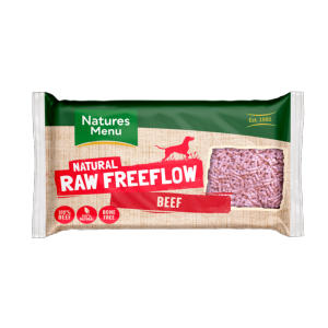 Natures Menu Freeflow Minced Beef 2kg