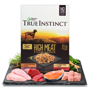 True Instinct High Meat Fillet Dog Multipack 300gx8
