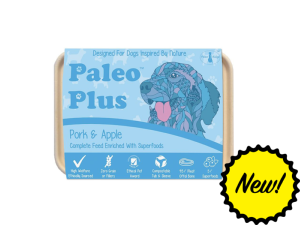 Paleo Ridge Paleo Plus Pork & Apple 500g