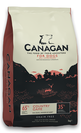 Canagan Country Game 6kg