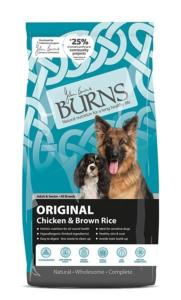 Burns Original Chicken & Brown Rice 6kg