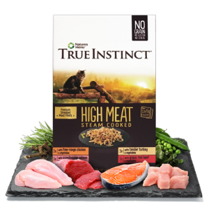 True Instinct High Meat Fillet Cat Multipack 12x70g