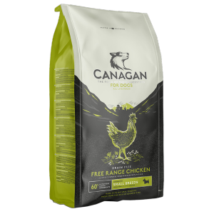 Canagan Small Breed Free Run Chicken 6kg