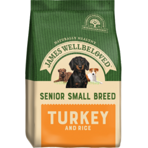 James Wellbeloved Small Breed Turkey 7.5kg