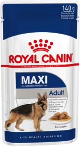 Royal Canin Maxi Adult Wet Pouch 140g